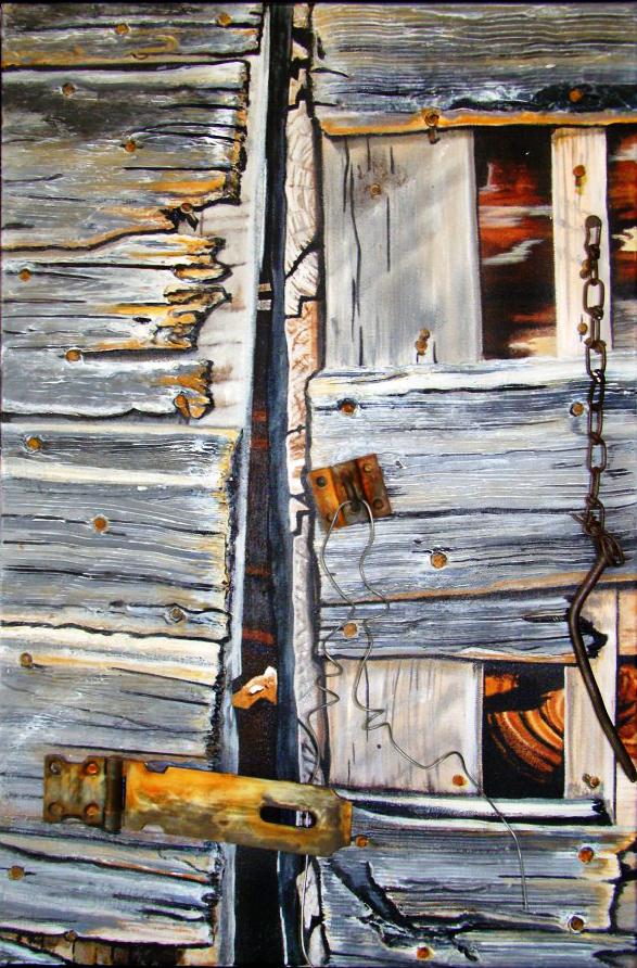 1903 Barn Door