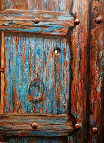 Knock 3 times by Alana Holst