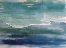 'Waves' by Megan Wakelam & Amanda Lynch