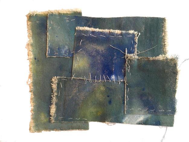 'Stitched' by Megan Wakelam & Amanda Lynch