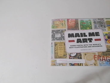 Mail me art - how to package your work video