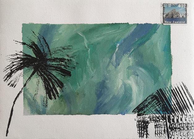 'Tropics' by Megan Wakelam & Amanda Lynch