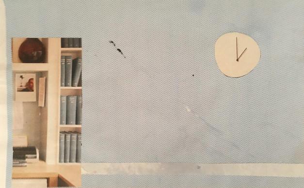 'Clock' (post & pass)