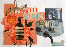 'Try not to Sink' by Amanda Lynch & Megan Wakelam