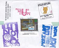 Mail Art by Martha