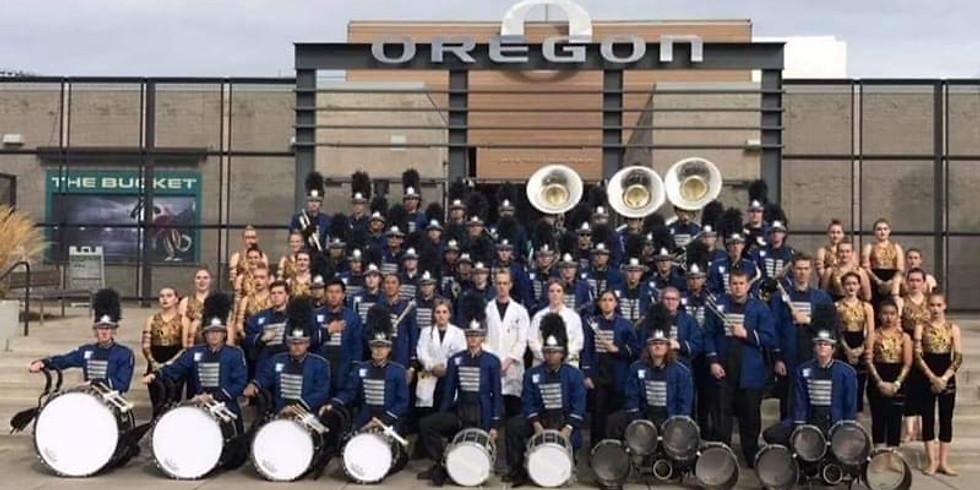 Fall Marching Band Banquet