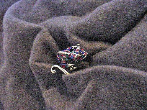 Chameleon multicolor ring