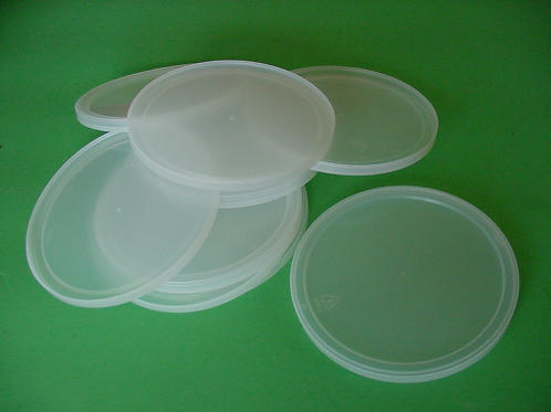 """4.5"""" container lid"""