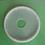 "Thumbnail: 4.5"" H.D. Lid w/hole & plug, no cup"