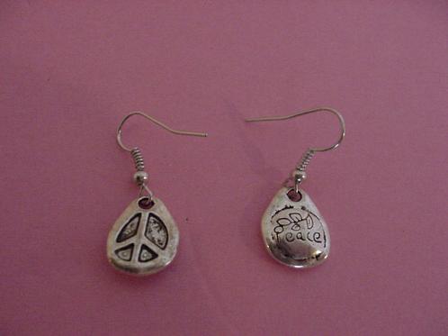 Peace Earrings dropped