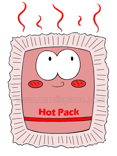 60 Hour heat pack