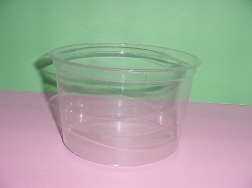 64 oz clear insect Cup