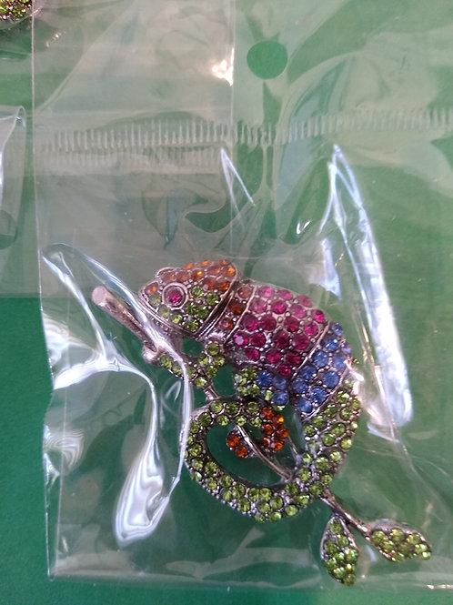 Chameloen pin or broach