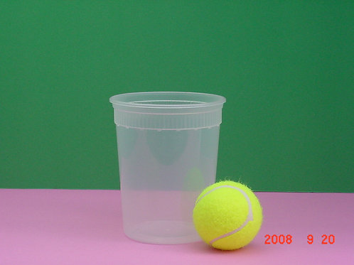 32oz H.D. Insect Cup & Cloth Lid