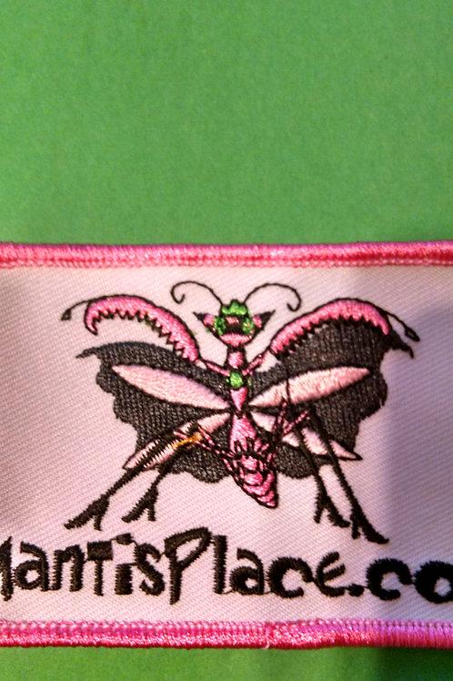 Mystery Mantis  Girl patch