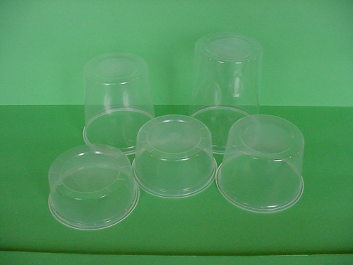 12oz clear insect cup