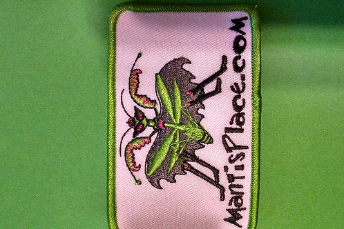 Mystery Mantis Boy patch