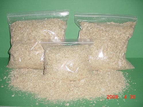 Sawdust 1 gallon bag