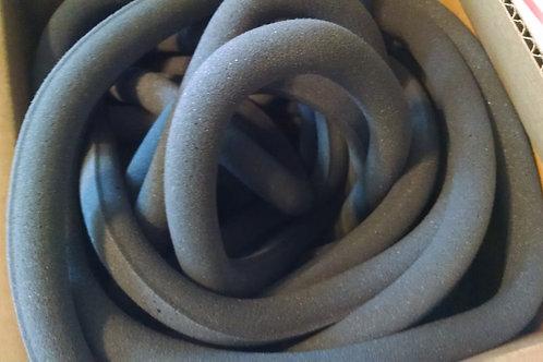 12- Small foam stopper black