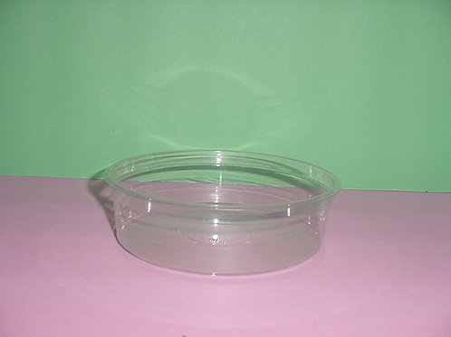 08oz clear insect cup