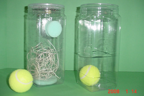 2- Tall rectangle mesh lid & feeder hole