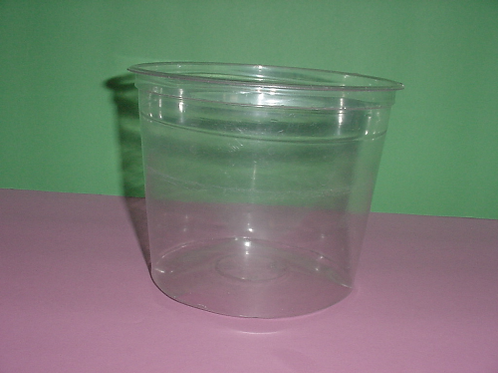 80oz Clear Insect Cup