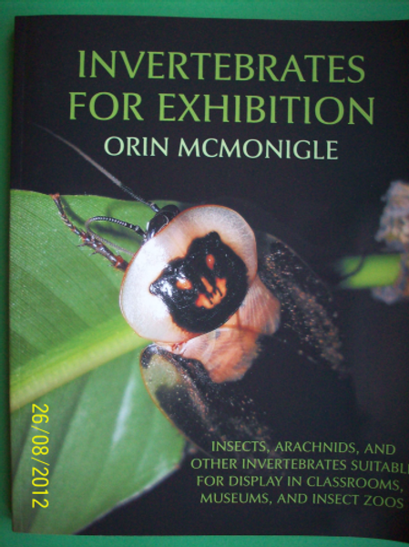 Invertebrates for exhibition