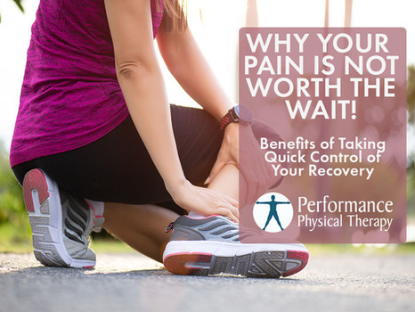 Why Your Pain Isn't Worth The Wait
