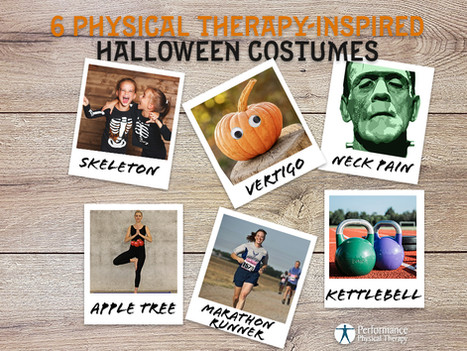 6 Physical Therapy-Inspired Halloween Costumes