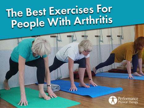 The Best Exercises For People With Arthritis