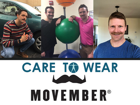 November Care to Wear- Movember