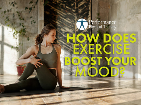 How Does Exercise Boost Your Mood?