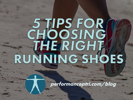 5 Tips for Choosing the Right Running Shoes