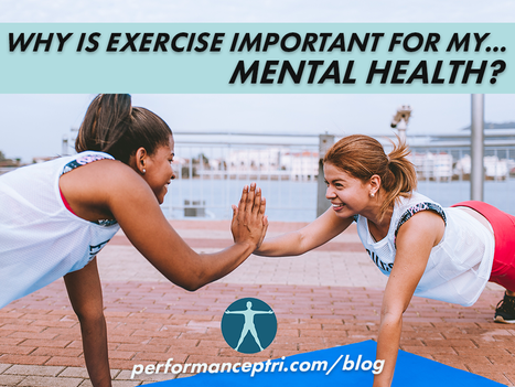 Why is Exercise Important For My Mental Health?