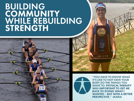 Building Community While Rebuilding Strength