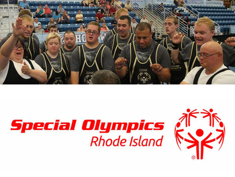 August Care To Wear - Special Olympics Rhode Island