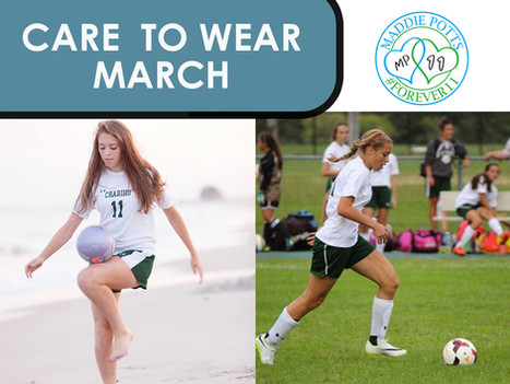 March Care To Wear - Maddie Potts Foundation