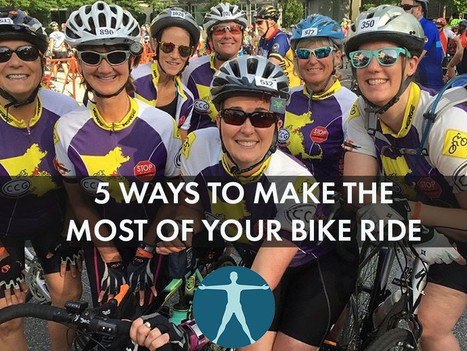 5 Ways To Make The Most Of Your Bike Ride