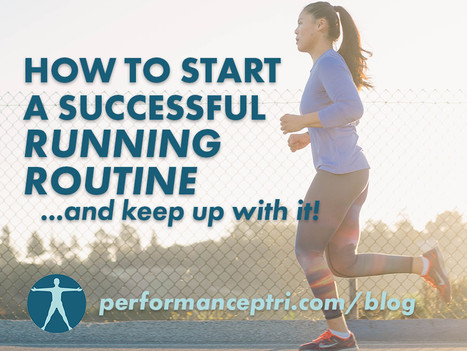 How to Start a Successful Running Routine