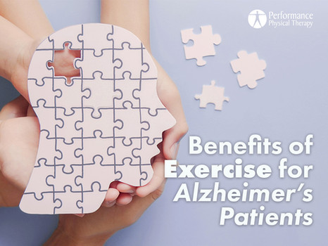 Benefits of Exercise for Alzheimer's Patients