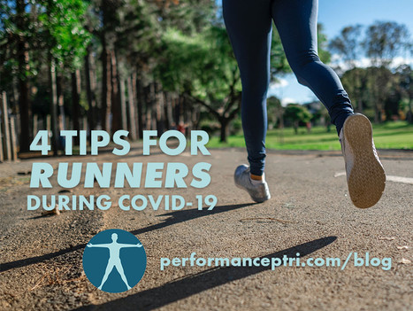 4 Tips for Runners During COVID-19