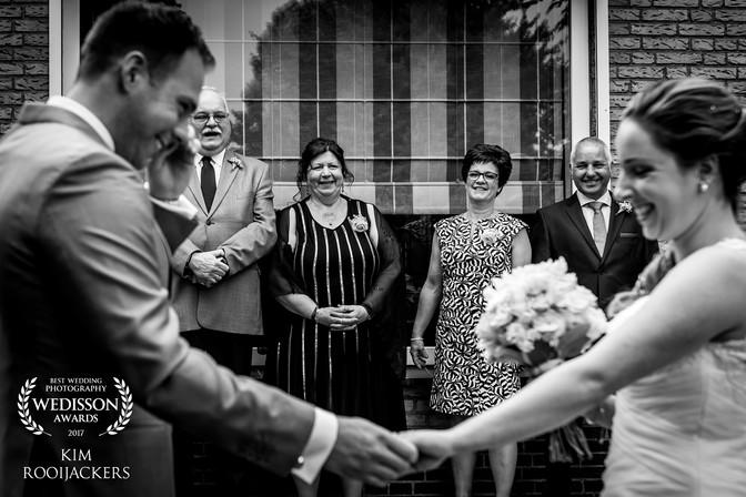 Mijn eerste bruidsfoto award!