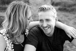 2. Esther en Peter Loveshoot in zw-2