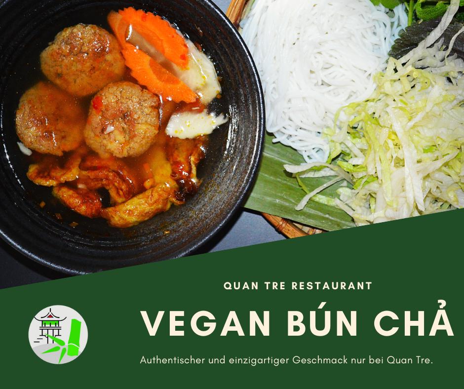 Vegan Bun cha