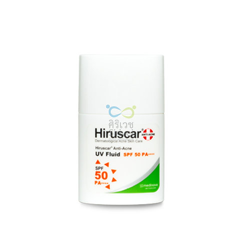 Hiruscar Anti-Acne UV Fluid SPF 50+