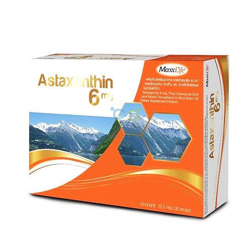 Maxxlife Astaxanthin 6 mg