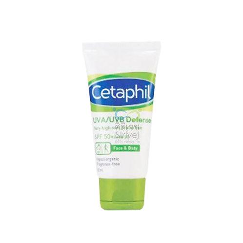 Cetaphil UVA UVB Defense SPF50+