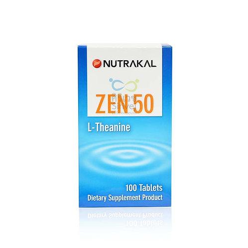 Nutrakal K Zen L-Thenine 50
