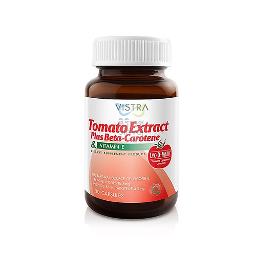 VISTRA Tomato Extract Plus Beta-Carotene