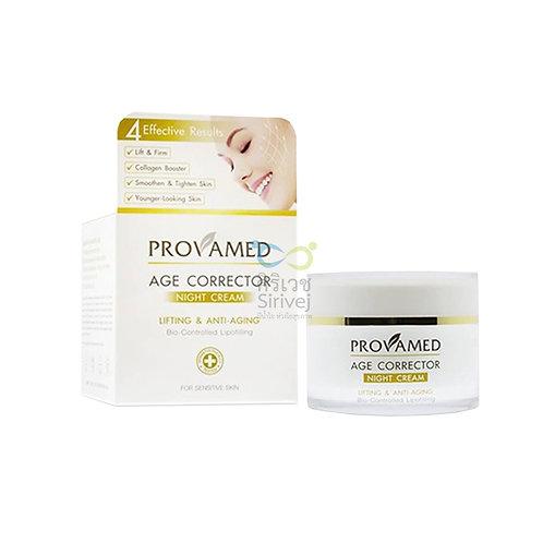 Provamed Age Corrector Night Cream